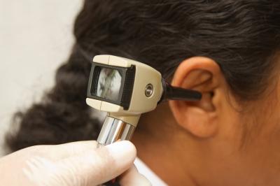 בדיקת אוזן - תמונת אילוסטרציה